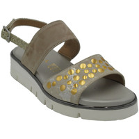 Chaussures Femme Sandales et Nu-pieds Angela Calzature ANSANGC1992beige beige