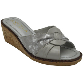 Chaussures Femme Mules Angela Calzature ANSANGC868grigio grigio