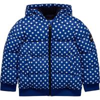 Vêtements Enfant Doudounes Aigle SOLILA Bleu