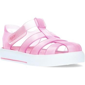 Chaussures Enfant Chaussures aquatiques IGOR SEAU À EAU  POUR ENFANTS ROSE