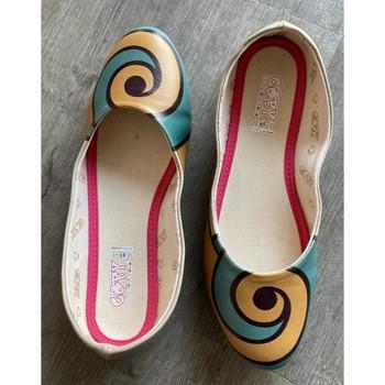 Chaussures Femme Ballerines / babies Irregular Choice Ballerines Multicolore