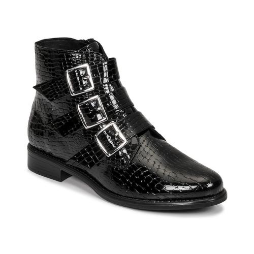 Chaussures Femme Boots Betty London LYS Noir