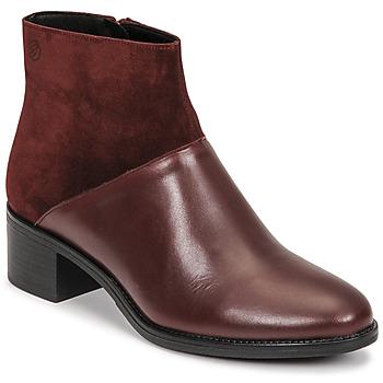 Chaussures Femme Bottines Betty London PANDINA Bordeaux