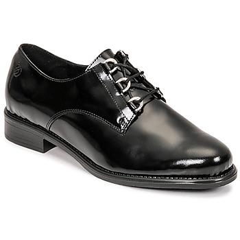 Chaussures Femme Derbies Betty London PANDINE Noir
