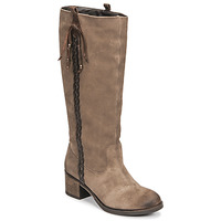 Chaussures Femme Bottes ville Betty London ELOANE Taupe