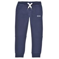 Vêtements Garçon Pantalons de survêtement BOSS PATELIN Marine