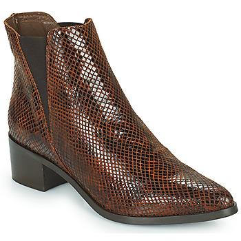 Chaussures Femme Bottines Betty London PERDRI marron
