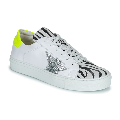 Chaussures Femme Baskets basses Betty London PANILLE Blanc