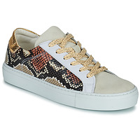Chaussures Femme Baskets basses Betty London PAGE Beige