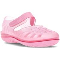 Chaussures Fille Chaussures aquatiques IGOR CRABE D'EAU S10253G ROSE