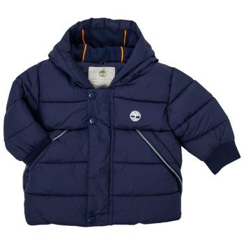 Vêtements Garçon Doudounes Timberland ASSAGAC Marine