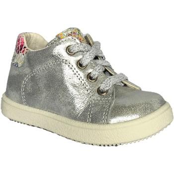 Chaussures Fille Baskets montantes Bopy Bilitis Argent