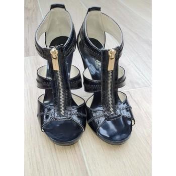Chaussures Femme Sandales et Nu-pieds Michael Kors Sandales Michael Kors 37 Noir