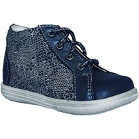 Chaussures Fille Baskets montantes Bopy Zentel Marine