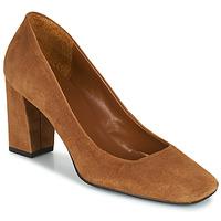 Chaussures Femme Escarpins Betty London PANER Camel