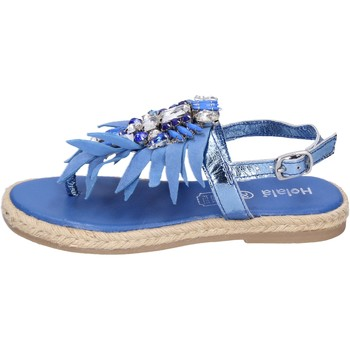 Chaussures Fille Sandales et Nu-pieds Holalà BH18 Bleu