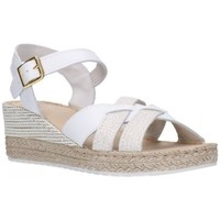 Chaussures Femme Sandales et Nu-pieds Pitillos 6231 Mujer Blanco blanc