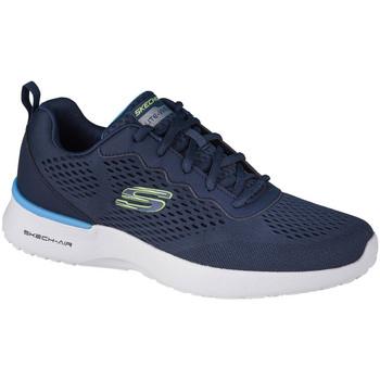 Chaussures Homme Baskets basses Skechers Skech-Air Dynamight Bleu marine