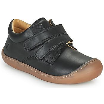 Chaussures Enfant Baskets montantes Citrouille et Compagnie PIOTE Noir