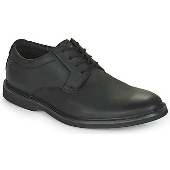 Chaussures Homme Derbies Clarks ATTICUS LTLACE Noir