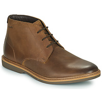 Chaussures Homme Boots Clarks ATTICUSLT MID Camel