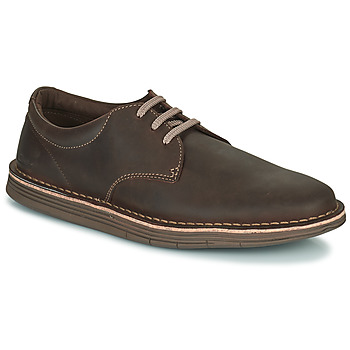 Chaussures Homme Derbies Clarks FORGE VIBE Marron