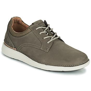 Chaussures Homme Derbies Clarks LARVIK TIE Marron