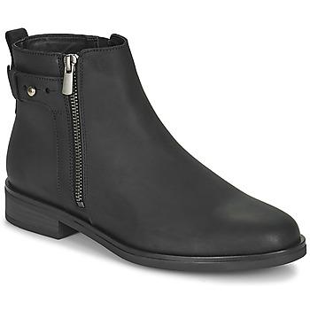 Chaussures Femme Boots Clarks MEMI LO Noir
