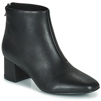Chaussures Femme Bottines Clarks SHEER55 ZIP Noir