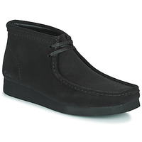 Chaussures Homme Boots Clarks Wallabee Boot2 Noir
