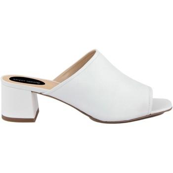Chaussures Femme Mules Fashion Attitude  Bianco