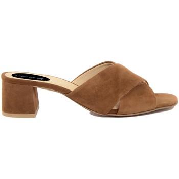 Chaussures Femme Mules Fashion Attitude  Marrone