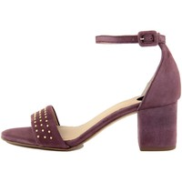 Chaussures Femme Sandales et Nu-pieds Fashion Attitude  Bordeaux