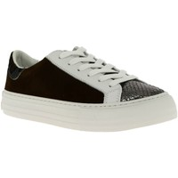 Chaussures Femme Baskets basses No Name ARCADE SNEAKER JAVA SUEDE Marron