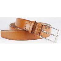 Accessoires textile Homme Ceintures Finsbury Shoes FELT Marron glacé