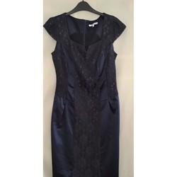 Vêtements Femme Robes courtes Autre Robe de cocktail T 40 Bleu