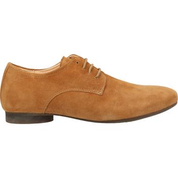 Chaussures Femme Mocassins Think Derbies Cognac
