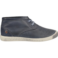 Chaussures Femme Boots Softinos Derbies Navy