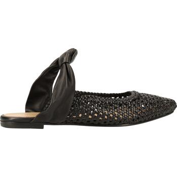 Chaussures Femme Sandales et Nu-pieds Melvin & Hamilton Babouche Schwarz