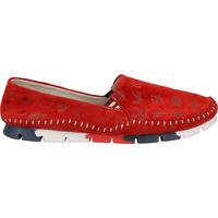 Chaussures Femme Ballerines / babies Cosmos Comfort Babouche Rot