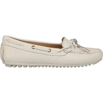 Chaussures Femme Ballerines / babies Scapa Mocassins Weiß