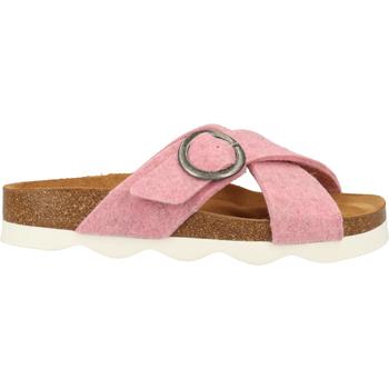 Chaussures Femme Sandales et Nu-pieds Shepherd Pantoufles Pink