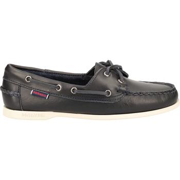 Chaussures Femme Chaussures bateau Sebago Derbies Navy