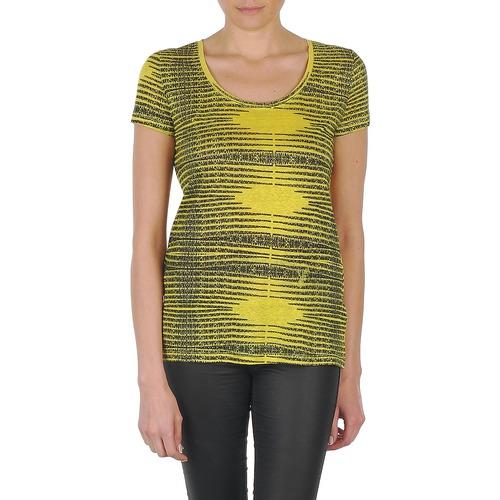 T-shirts & Polos Eleven Paris DARDOOT Jaune 350x350