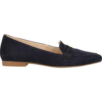Chaussures Femme Mocassins Paul Green Babouche Blau