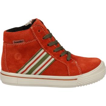 Chaussures Garçon Baskets montantes Ricosta Sneaker Rot