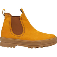 Chaussures Femme Low boots Paul Green Bottines Curry