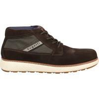 Chaussures Homme Baskets montantes Bugatti Sneaker Dunkelgrau