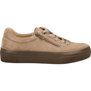Chaussures Femme Baskets mode Legero Sneaker Beige