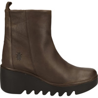 Chaussures Femme Boots Fly London Bottines Dunkelbraun